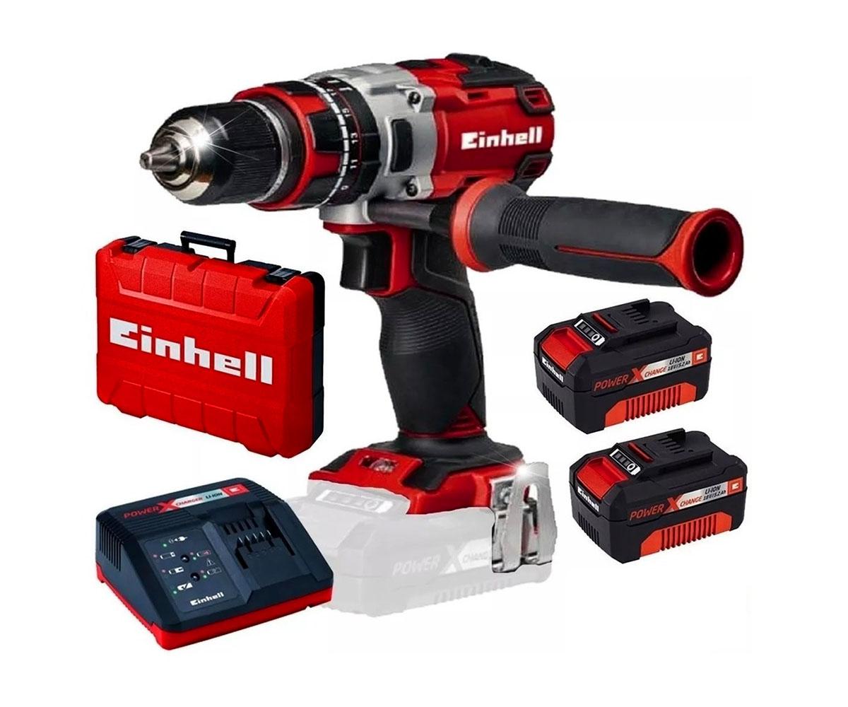 Einhell-Akumulatorska-busilica-TE-CD-18/2-Li-Kit