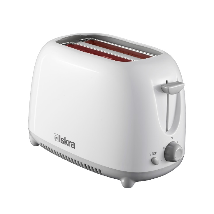 ISKRA-toster-750W-THT-8866-WH