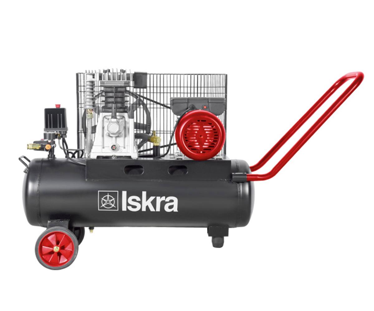 Klipni-kompresor-2200W-8-bara-50l-ISKRA-MB2065/50L